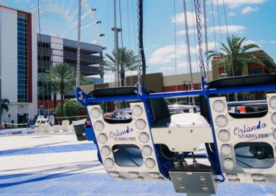 Orlando Starflyer Seats