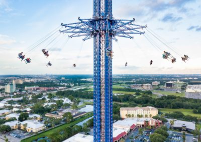 Starflyer Swing Ride