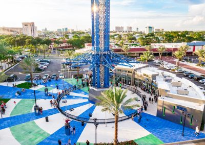 Orlando 450-foot Swing Ride